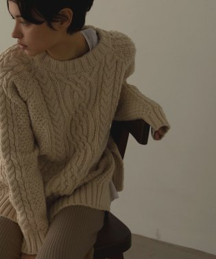 ALAIN KNIT PULLOVER