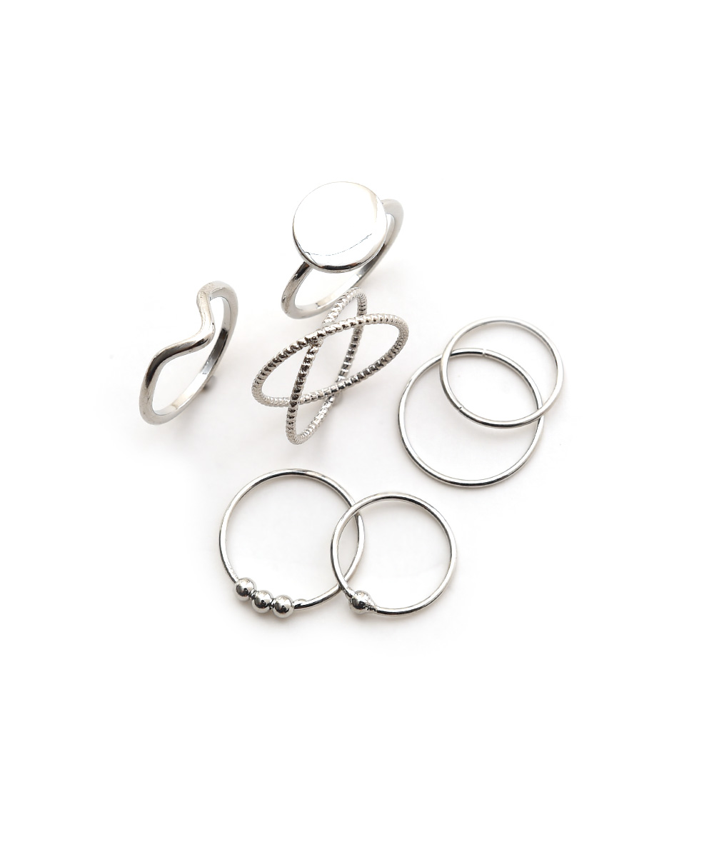 PLATE SET RING