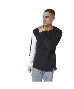リーボック/メンズ/AC F DIS ロングスリーブ Tシャツ