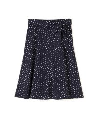 ◆大きいサイズ・洗える◆ランダムドットスカート
