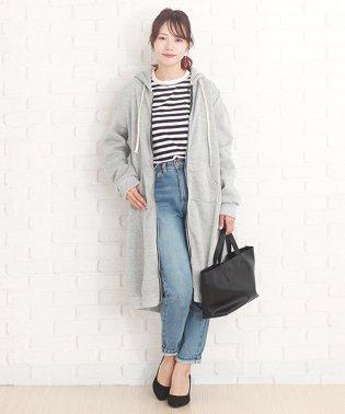 薄手ロングパーカー  ファッション レディース 秋用 カワイイ【vl-5292】【A/W】