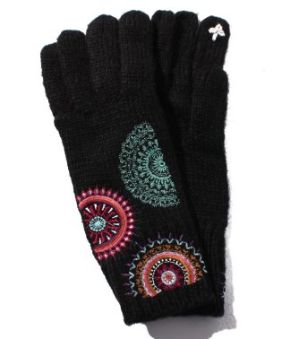 ACCESSORIES FABRIC GLOVES