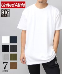 【UnitedAthle】7.1オンスUSコットンスーパーヘビーウェイトTシャツ/ビッグT/無地T/XS-XL