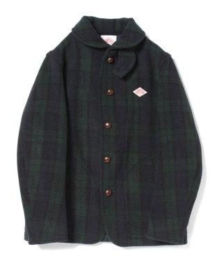 DANTON × BEAMS / 別注 ウールモッサ シングルジャケット