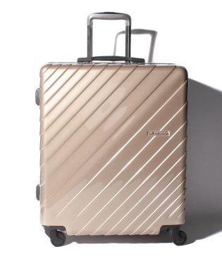 【HIDEO WAKAMATSU】 スーツケース ナロースクエア L
