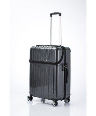 スーツケース トップオープン トップス M