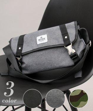 【REGiSTA/レジスタ】PVCヘザーナイロンミニメッセンジャーバッグ