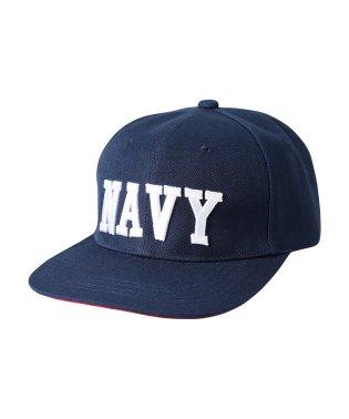 Navy ロゴ ベースボールキャップ WZ189-KZ029