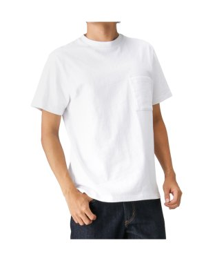 GOODWEAR ポケ付きレギュラー半袖Tシャツ 2W7-2500-18FW