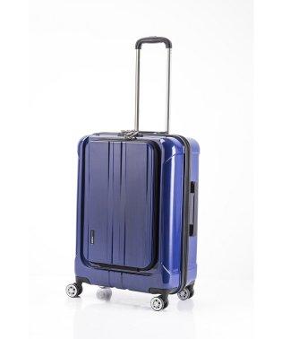 スーツケース フロントオープン ポライト M