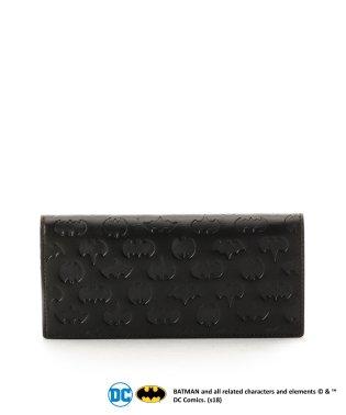 バットマンコラボ 型押し長財布
