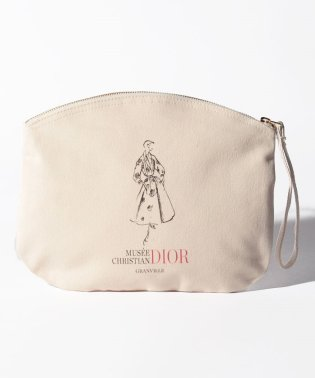 【Christian Dior】美術館限定ポーチGRANDE TROUSSE