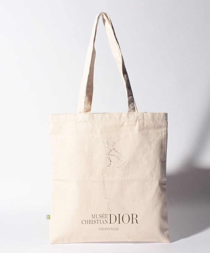 【Christian Dior】美術館限定トートバッグTOE