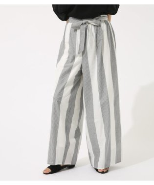 BIG STRIPE PANTS