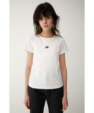 SHADOW EMBROIDERY Tシャツ