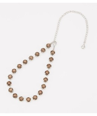 BIJOUX LONG CHAIN CHOKER