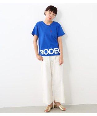 カラー ワイド ベイカー パンツ
