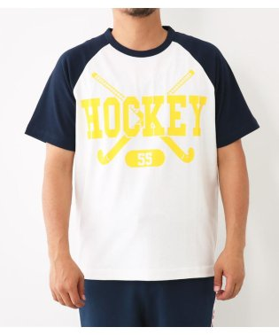 HOCKEY ラグラン Tシャツ