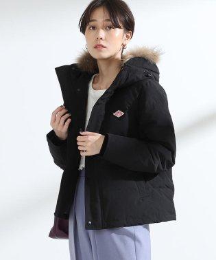 DANTON / ファー付き ダウン ジャケット