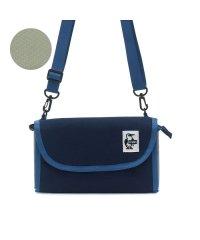 【日本正規品】CHUMS ショルダーバッグ チャムス Eco Bellows Pocketbook Shoulder CH60-2476