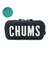 【日本正規品】 CHUMS ウエストバッグ チャムス ウエストポーチ エコチャムスロゴウエストバッグ Logo Waist Bag CH60-2558