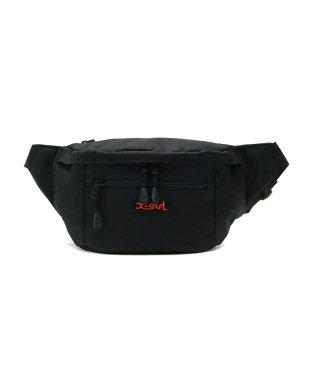 エックスガール ウエストバッグ X-girl ウエストポーチ EXCLUSIVE BOX LOGO HIP BAG 当店限定 別注モデル 05184098