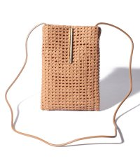 Leather Mesh        Pochette