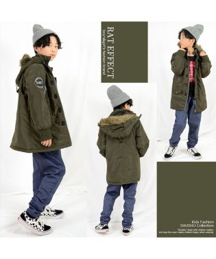N3B中綿コート