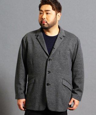 <大きいサイズ>スタンドカラージャケット