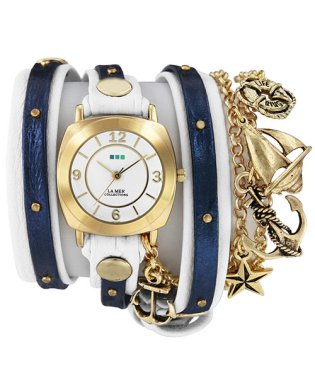 LA MER COLLECTIONS SPECIALTY CHARMS 腕時計 LMCW2003-U レディース
