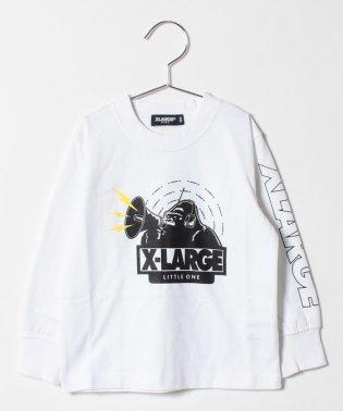 スピーカーOG袖ロゴ入りTシャツ