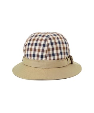 Aquascutum × BEAMS / 別注 Metro Hat