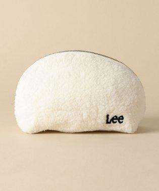 〔WEB限定〕LEE(リー)ボアポーチ