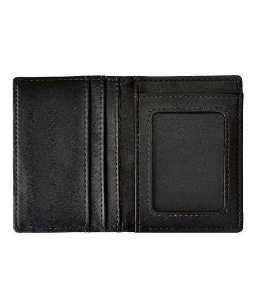 (BACKYARD/バックヤード)スキミング防止カードケース/ユニセックス ブラック