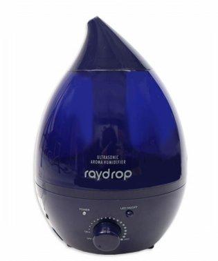 超音波アロマLED加湿器 レイドロップ 1.3L ネイビー