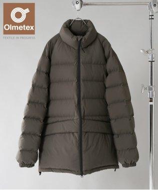 【OLMETEX】 スタンドダウンジャケット