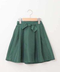 [100-130]グログランリボンスカート[WEB限定サイズ]