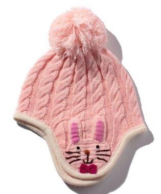 アニマルニット帽