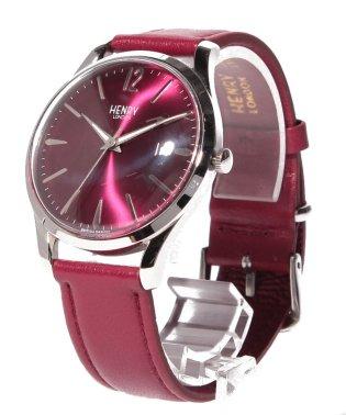 HENRY LONDONベルト腕時計