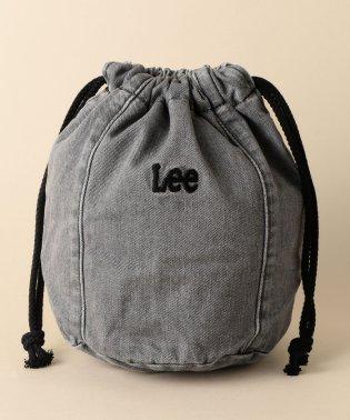 〔WEB限定〕LEE(リー)巾着バッグ