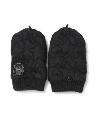 星キルト手袋