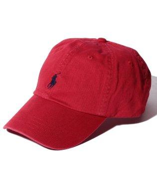 ラルフローレン 710548524 キャップ RED 002