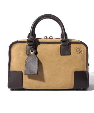 【LOEWE】ハンドバッグ/AMAZONA 28【GOLD/BROWN】