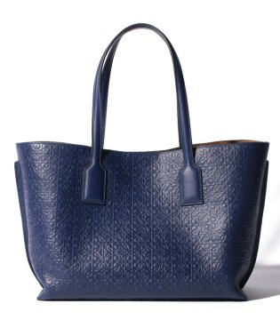 【LOEWE】トートバッグ/T SHOPPER【NAVY BLUE】