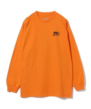 QUARTER SNACKS / Flyer Snackman Long Sleeve T-shirt
