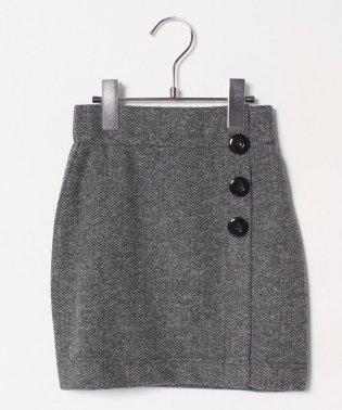 ヘリンボーンジャガードナロースカート