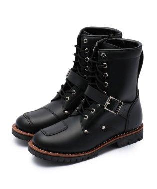 【InRed 11月号掲載】バイカー ブーツ ヤマト/BIKER BOOTS AV2100 YAMATO