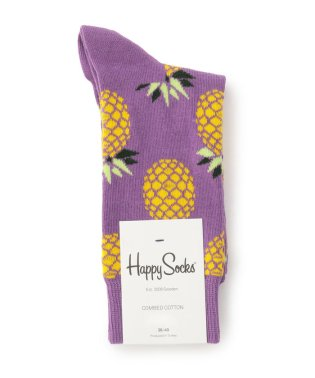 Happy Socks/ハッピーソックス Pineapple Women's