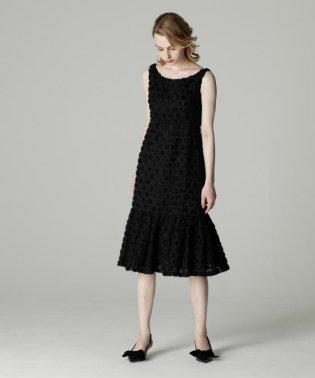 フェザージャガードドレス