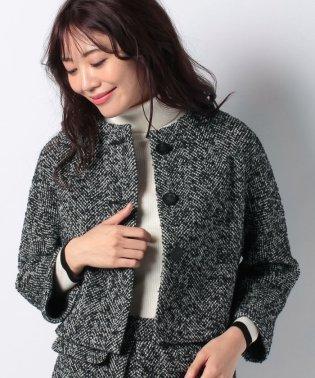 【セットアップ対応商品】ループツィードジャケット